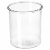 ИКЕА/365+ Банка,круглой формы,стекло