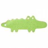 ПАТРУЛЬ Коврик в ванну,крокодил зеленый
