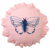 СОНГЛЭРКА Подушка, орнамент «бабочка»