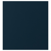 НОТВИКЕН Дверь, синий, 60x64 см