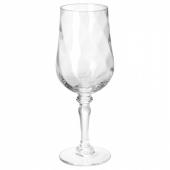 КОНУНГСЛИГ Бокал для вина, прозрачное стекло, 40 сл