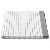 ИКЕА/365+ Скатерть,белый,серый