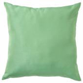 КРОНЭРТ Подушка, классический зеленый, 40x40 см