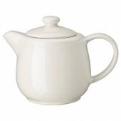 ВАРДАГЕН Чайник заварочный, белый с оттенком, 1.2 л