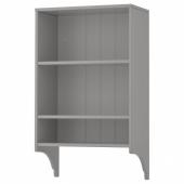 ТОРНВИКЕН Полка навесная, серый, 60x100 см