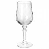 КОНУНГСЛИГ Бокал для вина, прозрачное стекло, 33 сл