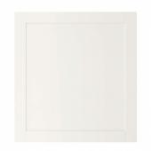 ХАНВИКЕН Дверь, белый, 60x64 см
