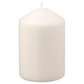 ЛЭТТНАД Неароматич свеча формовая,естественный