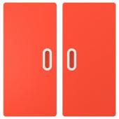 ФРИТИДС Дверь,красный