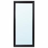 ТОФТБЮН Зеркало, черный, 75x165 см