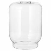 КЛОВАН Абажур для подвесн светильника, прозрачное стекло, 20 см