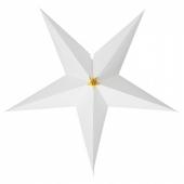 СТРОЛА Абажур, в полоску серый, 70 см