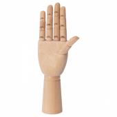 ХАНДСКАЛАД Украшение, «рука», естественный