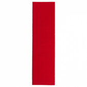УТБЮТТ Дорожка настольная, красный, 35x130 см