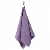ВОГШЁН Полотенце, фиолетовый, 50x100 см