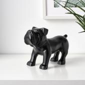 ФУЛЛСКАЛИГ Украшение, собака черный