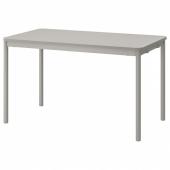 ТОММАРЮД Стол, светло-серый, 70x130 см