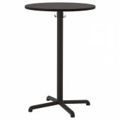 СТЕНСЕЛЕ Барный стол, антрацит, антрацит, 70 см